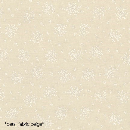 Pretty & Neutral Beige Fabric| Out and About Supply