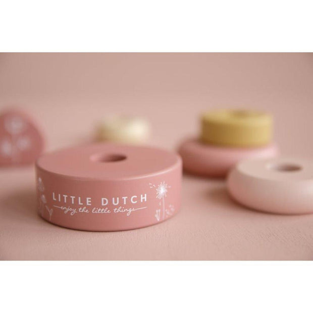 Little Dutch Rocking Ring Stacker - Wild Flowers