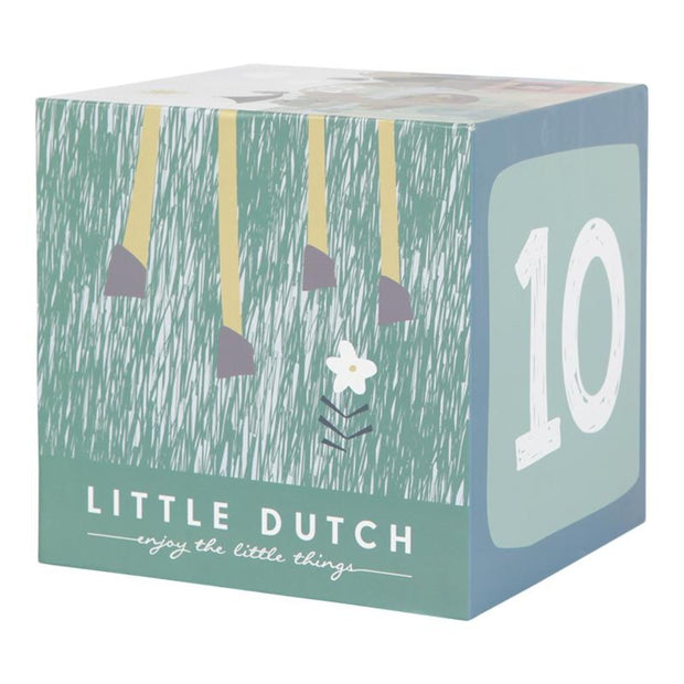 Little Dutch Stacking Blocks - Zoo