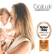 CicaLux Energised Scar-Care Bebelephant