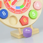 Jumini Wooden Clock Baby Price