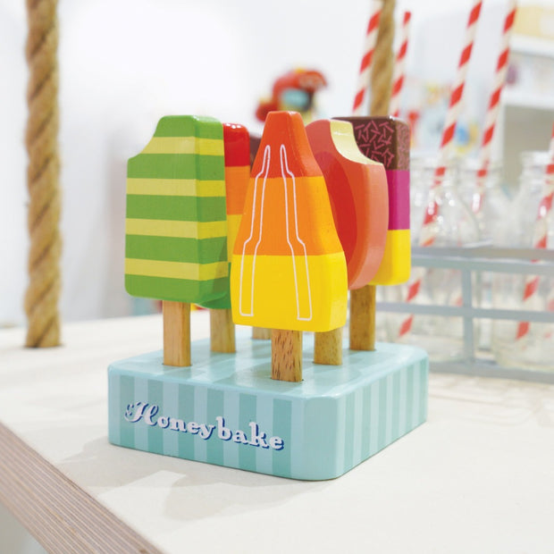 Le Toy Van Ice Lollies & Popsicles Le Toy Van