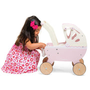 Le Toy Van Sweet Dreams Doll Pram Le Toy Van