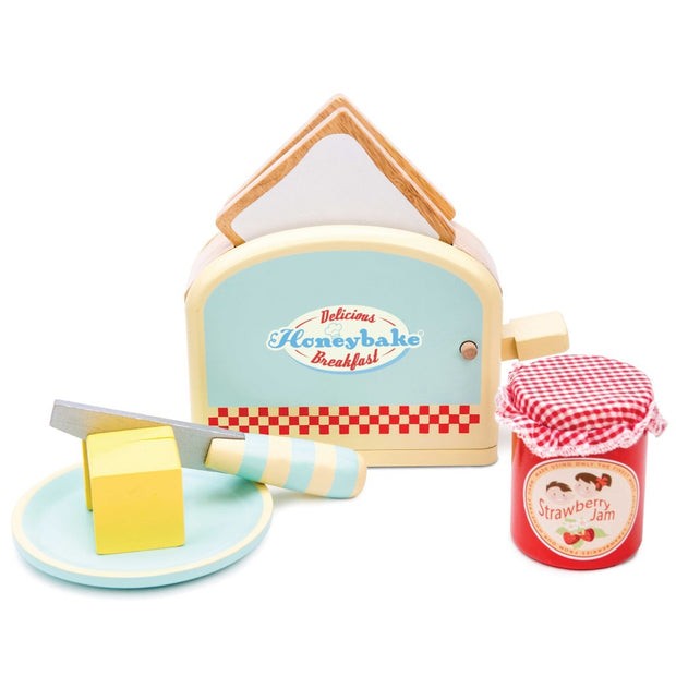 Le Toy Van Toaster Breakfast Set Le Toy Van