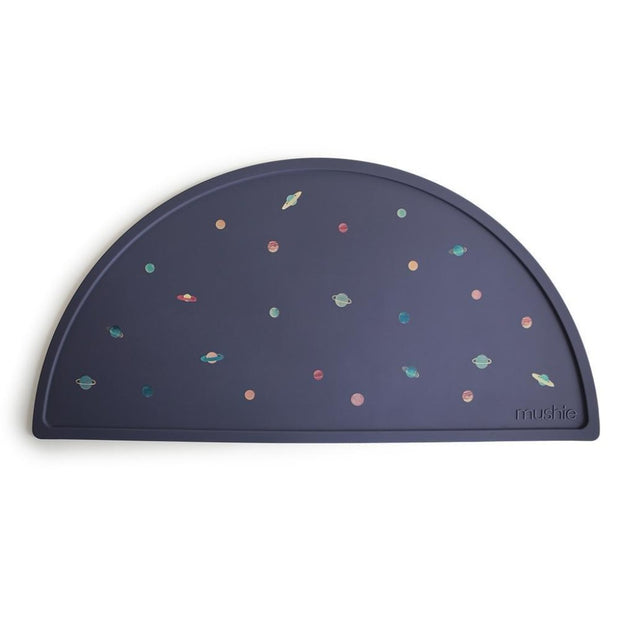 Mushie Silicone Place Mat - Planets Mushie