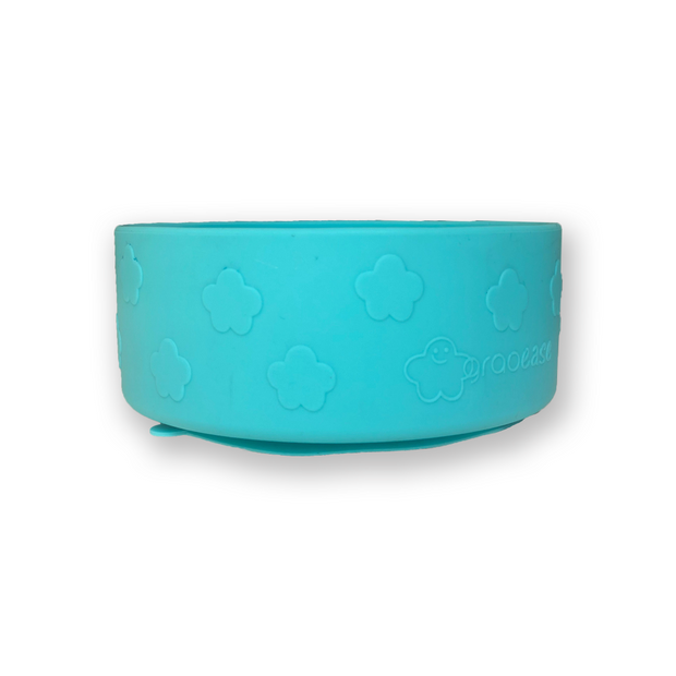 Grabease Silicone Suction Bowl - Teal