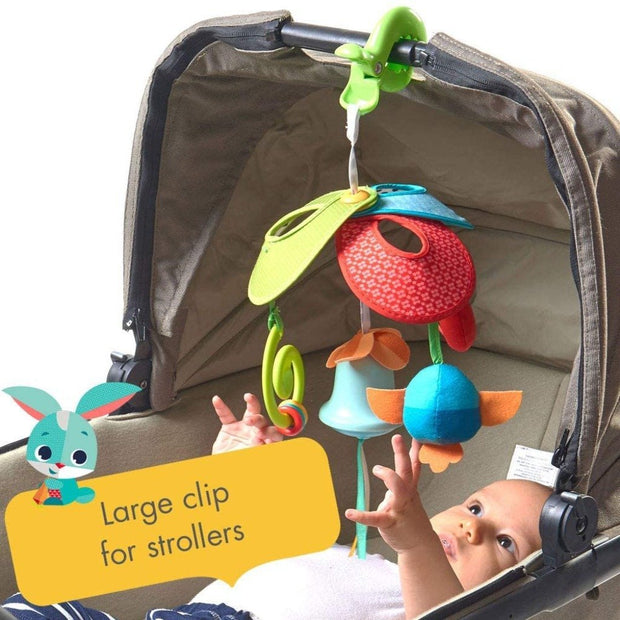 Tiny Love Meadow Days Pack and Go Mini Mobile Baby Price