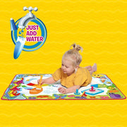 Tomy Aquadoodle Super Rainbow Deluxe Large Mat Baby Price