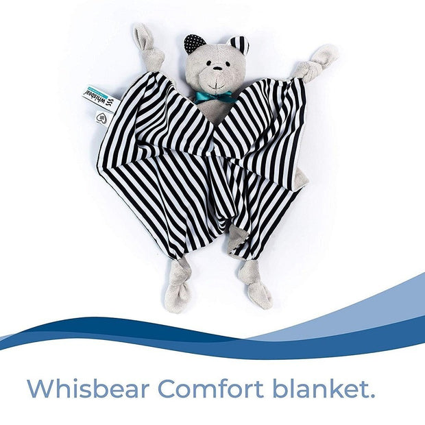 Whisbear Comfort Blanket - Bear Bebelephant