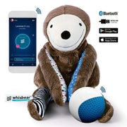 Whisbear E-zzy The Sloth Monitor Bebelephant