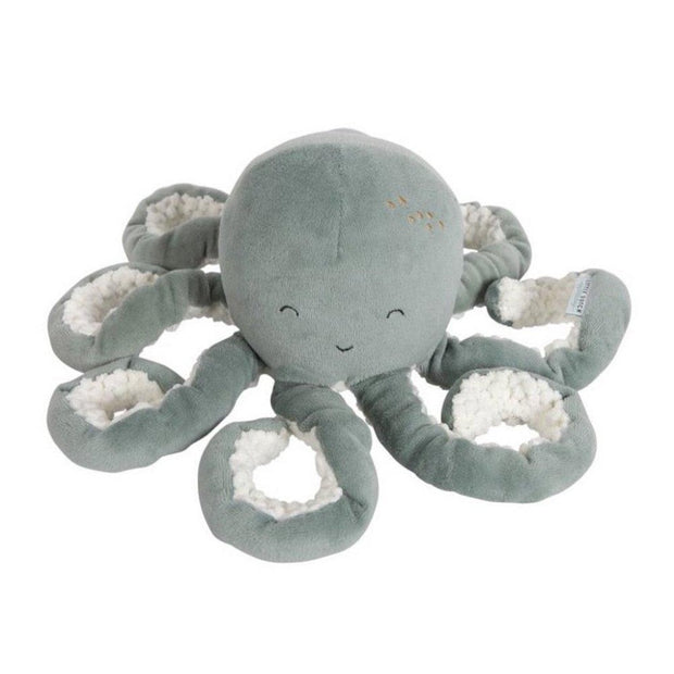 Little Dutch Cuddly Toy Octopus – Ocean Mint