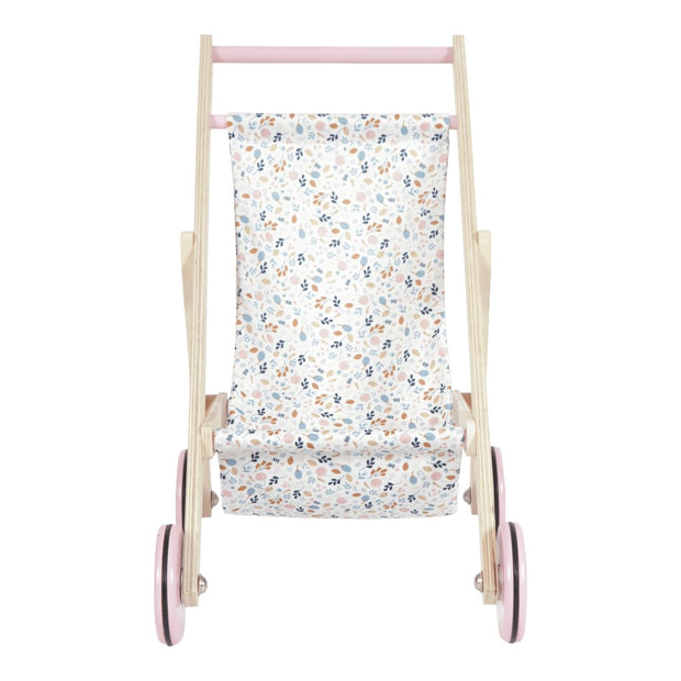 Little Dutch Doll Stroller - Spring Flowers