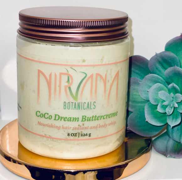 Nirvana Botanicals Coco Dream Buttercreme