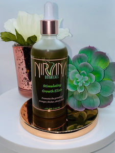 Nirvana Botanicals Stimulating Growth Elixir