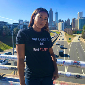 JUST A CHILD OF GOD FROM ATLANTA TEE