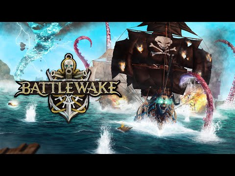 BATTLEWAKE | VR High-Seas Pirate Combat