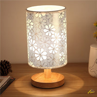 Nordic Wood LED Table Light