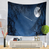 Starry Sky Galaxy Tapestry with Variants