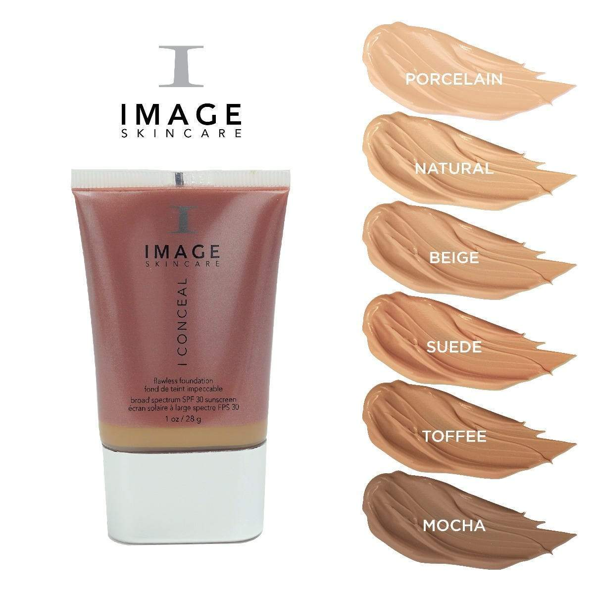 I Conceal Flawless Foundation SPF 30 - Suede