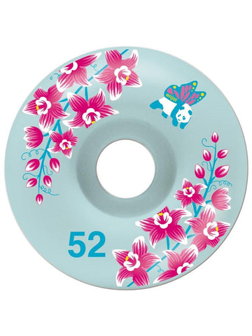 pastel 52mm skateboard wheels