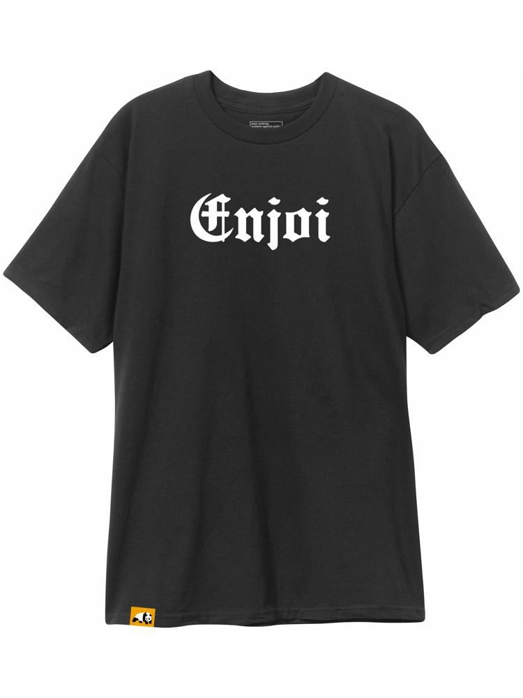 gangsta short sleeve black tshirt