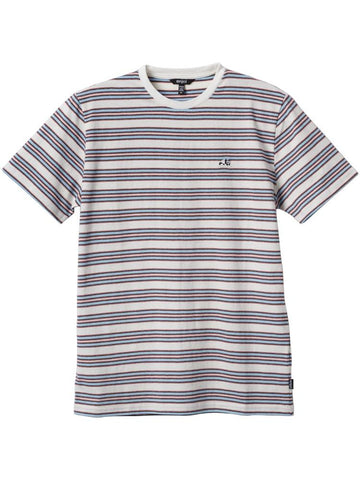 invert off white short sleeve crew shirt