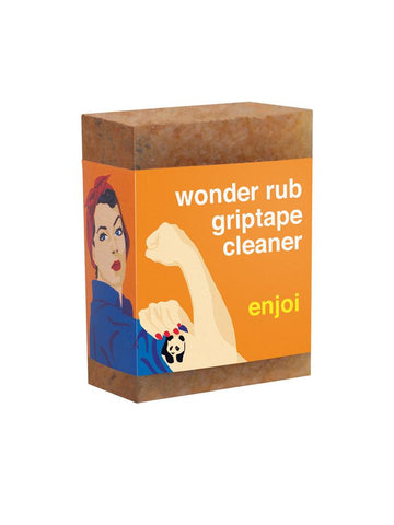 Wonder Rub Griptape Cleaner