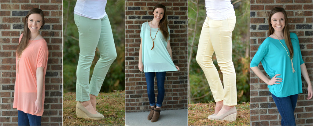 Spring Fashion Trends Online