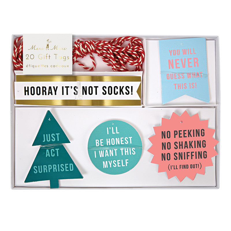 Festive Gift Tags