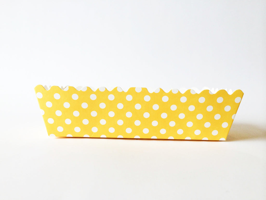Yellow Polkadot