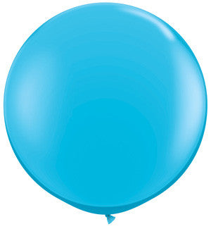 "Robin's Egg Blue 36"" Balloon"