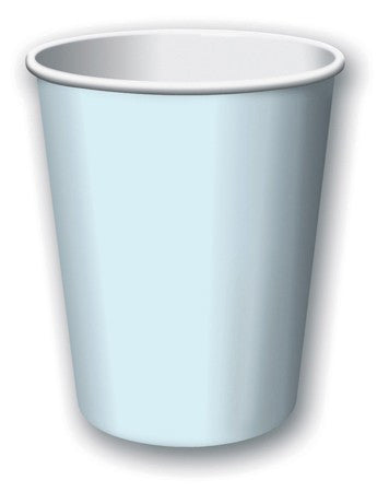 Hot and Cold Cup :: Pastel Blue