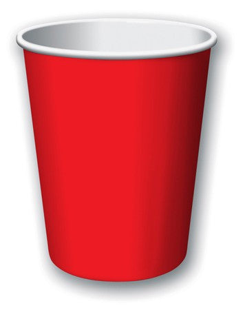 Hot and Cold Cup :: Classic Red