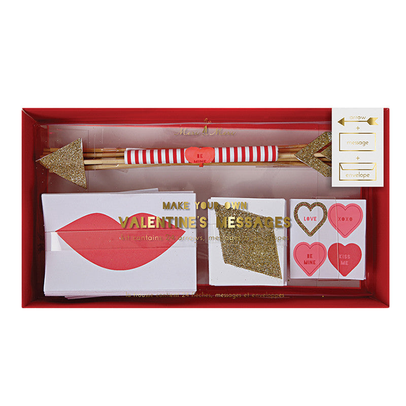Valentine's Messages Kit