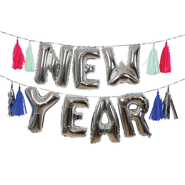 New Year Garland Balloon Kit
