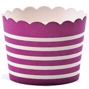 Small Baking/Treat Cup :: Orchid Horizontal