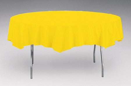 Tablecloths :: Schoolbus Yellow