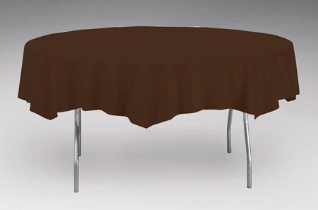 Tablecloths :: Chocolate Brown