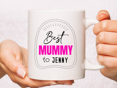 Personalised Mother's Day Coffee Mug Custom Mug For Mum Mother's Day Gift For Mom Birthday