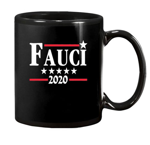 Official Fauci 2020 Campaign Coffee Mug