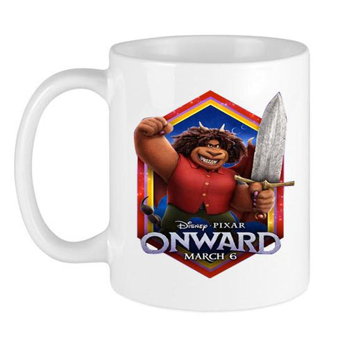 Extra Large Movie Poster Coffee Mug