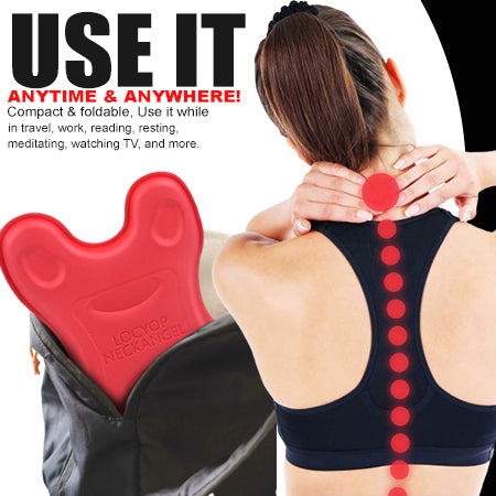 INNOVATIVE NECK STRETCHER Cayyogo