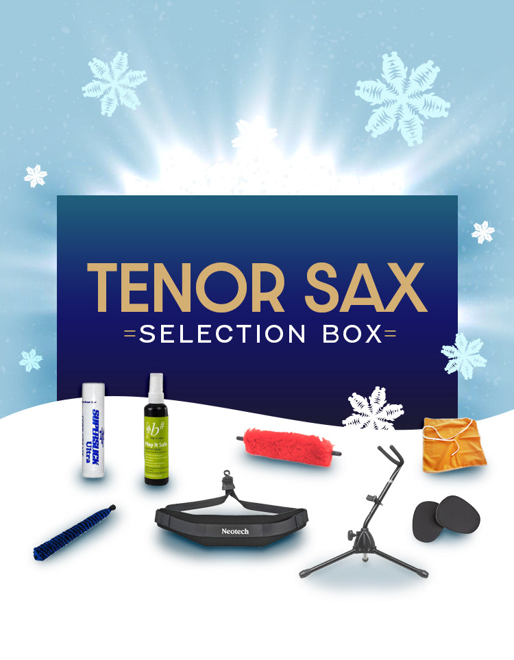 Tenor Sax Selection Box