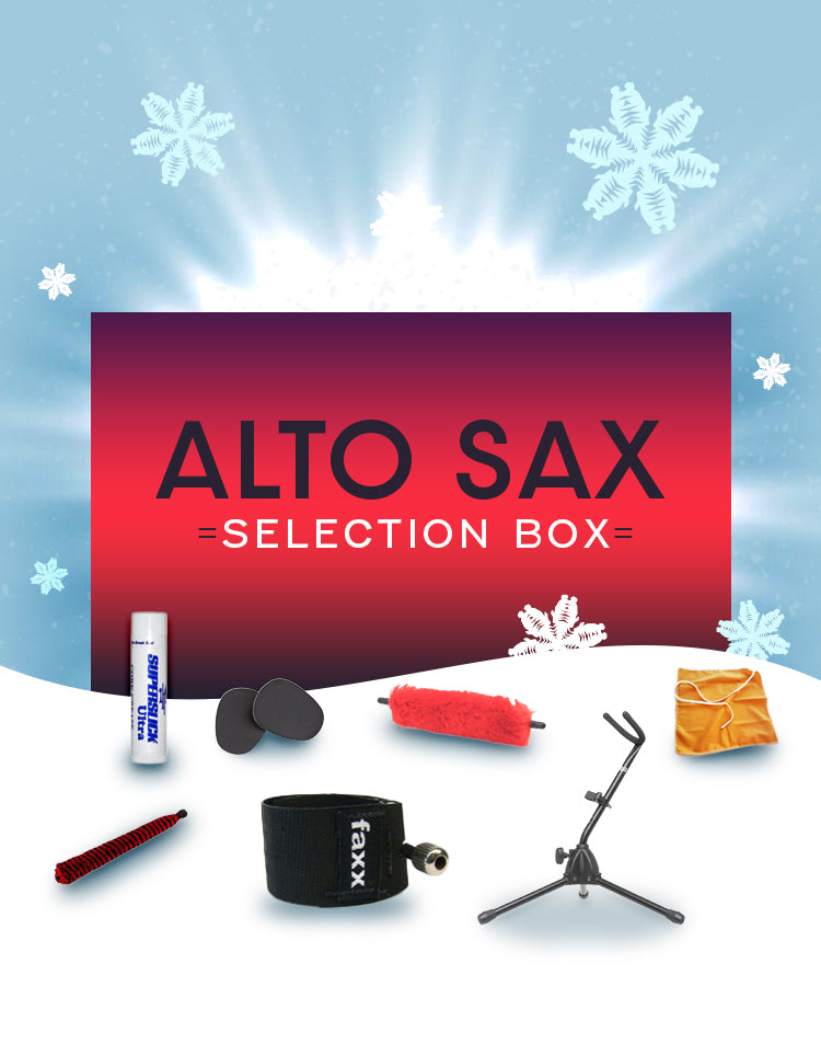 Alto Sax Selection Box 2
