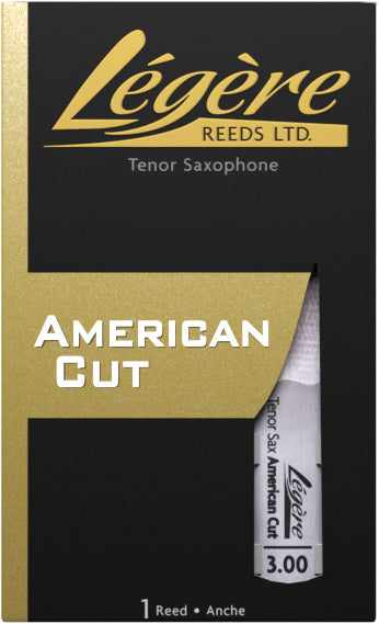 Legere Tenor Saxophone American Cut Synthetic Reed