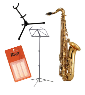 Festivo 1TS Tenor Saxophone Package