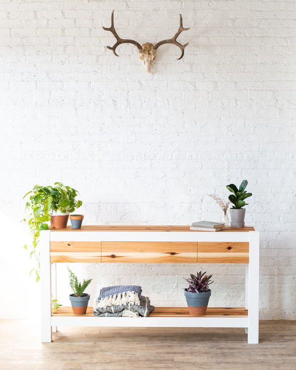 The Cottage Console Table