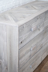 The Native Six Drawer Dresser - Handmade in USA