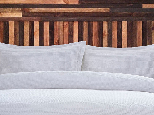 Shades of Grain Headboard - Handmade In USA