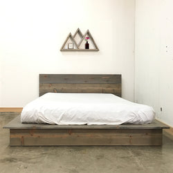 The Deadwood Low Pro Bed